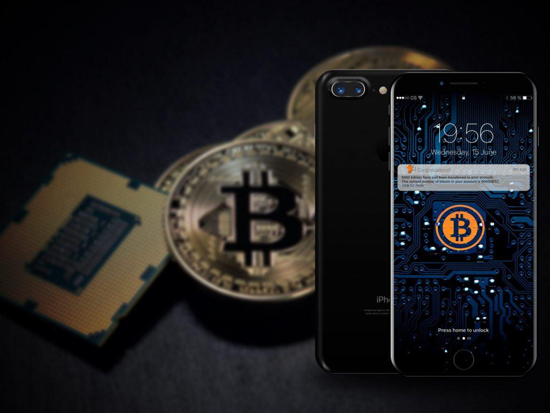 Wie übertrage ich Kryptowährungen in mein Wallet?