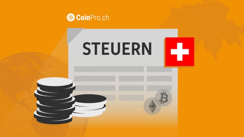 Besteuerung von Kryptowährungen und Gewinnen in der Schweiz