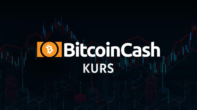Der tagesaktuelle Bitcoin Cash (BCH) Kurs
