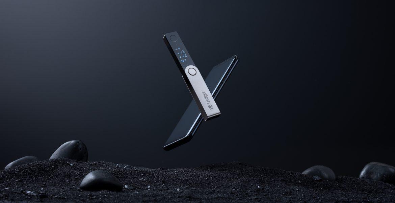Ledger Nano X: Neues Modell beim Ledgers Hardware Wallet