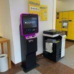 Bitcoin-Geldautomat in Linz (AT)
