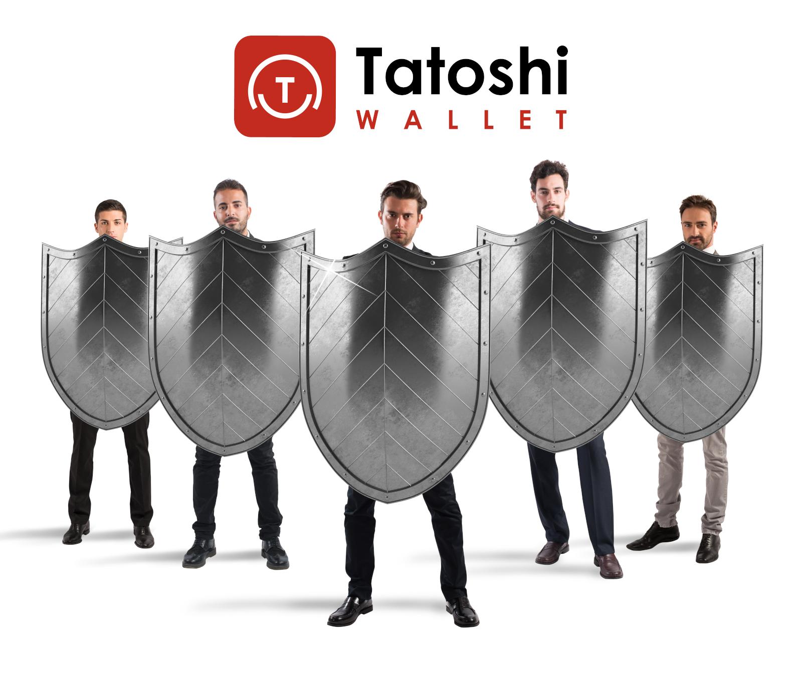 Tatoshi Wallet – Bitcoins selbst sicher verwahren und sich gegenseitig vor Verlust schützen