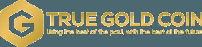 Logo True Gold Coin