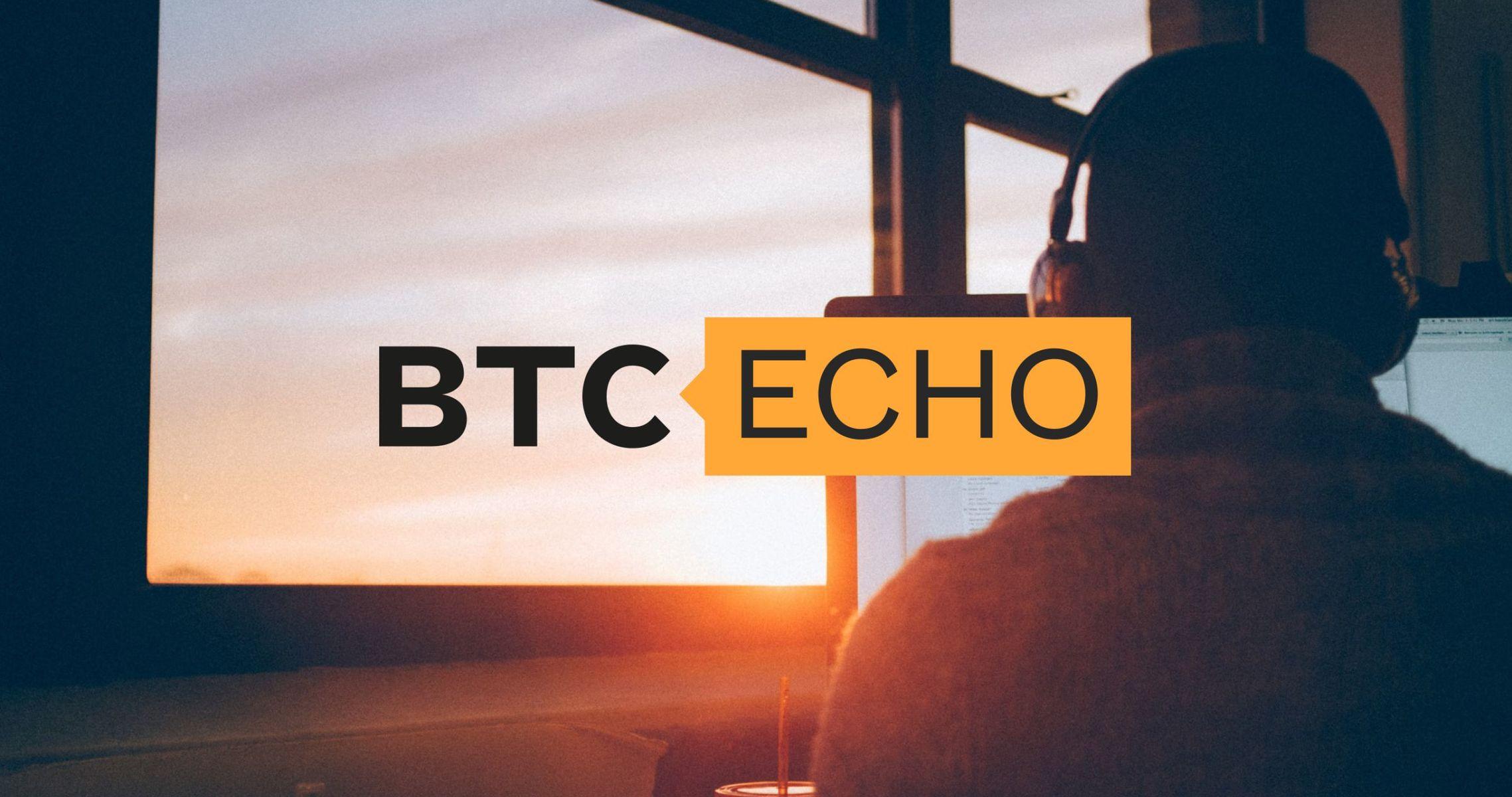 BTC-Echo – Deutschsprachige Medien-Plattform gibt eigene STO-Pläne bekannt (Quelle: BTC Echo)