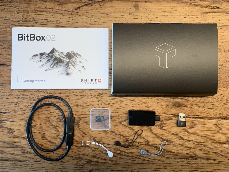 Test und Anleitung: Wie funktioniert das neue BitBox02 Hardware Wallet?