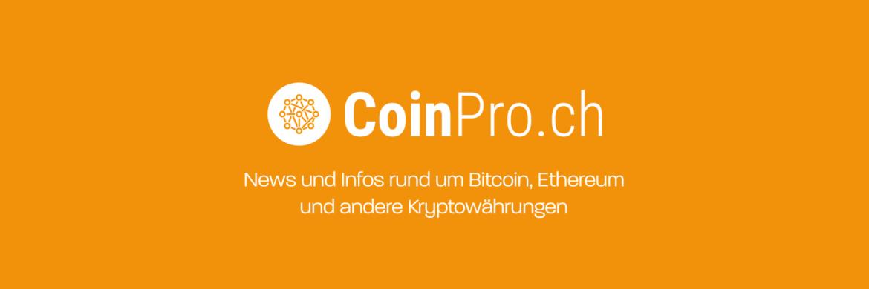 Logo von CoinPro.ch