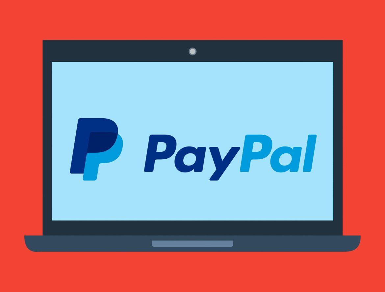 Computer mit Paypal