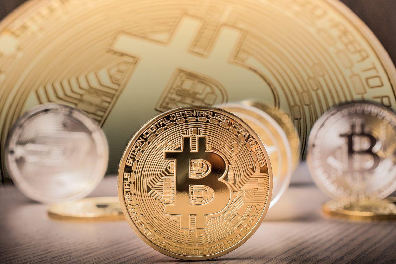 Abbildung von Bitcoin