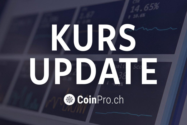 kurs-update von CoinPro.ch