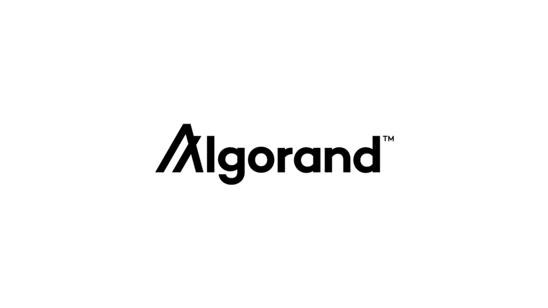 Logo von Algorand