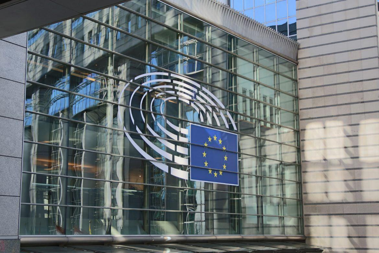 Gebäude der EU in Brüssel