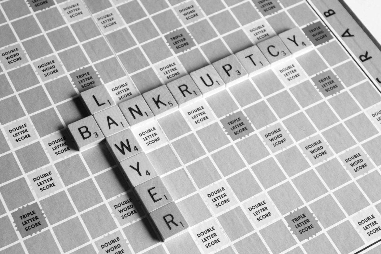 Scrabble Spiel mit Wörtern