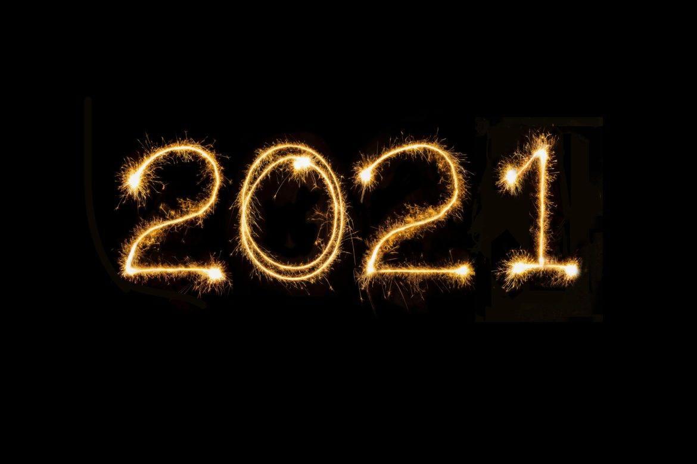 2021 für den Ausblick