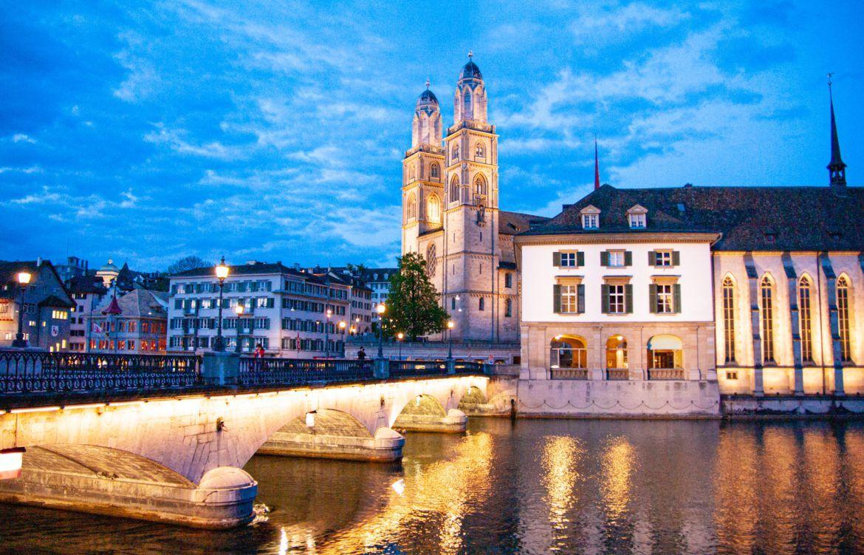 Verwaltungsgebäude Zürich