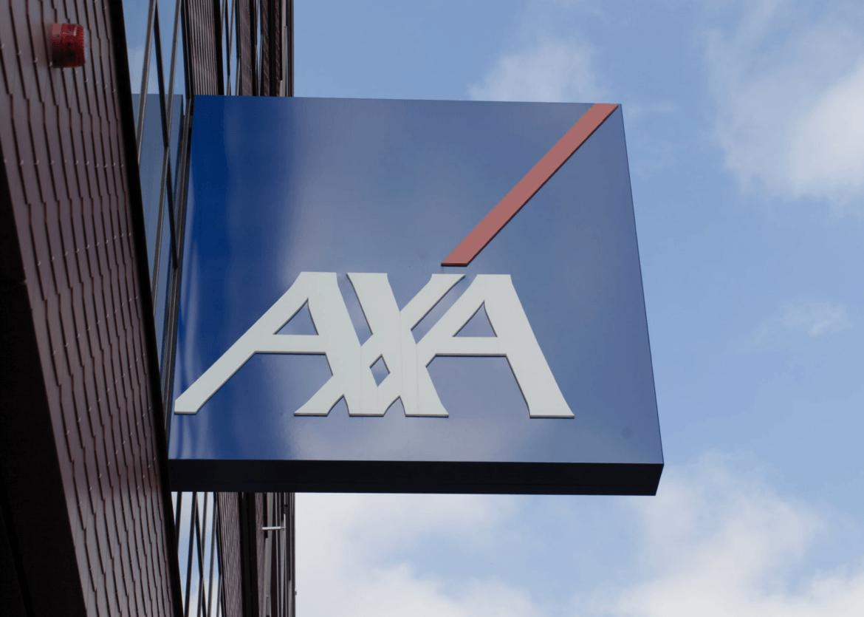 Logo der Axa Schweiz