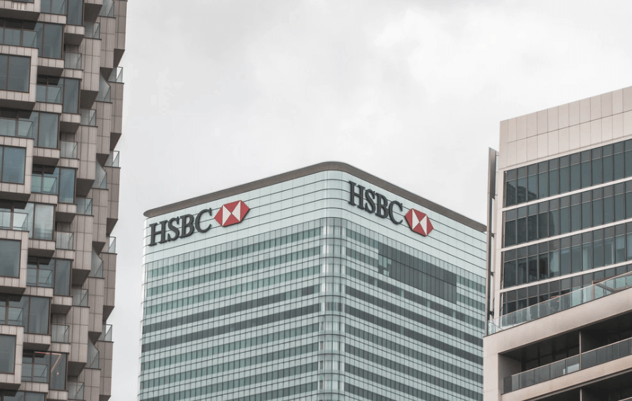 HSBC Hochhaus London