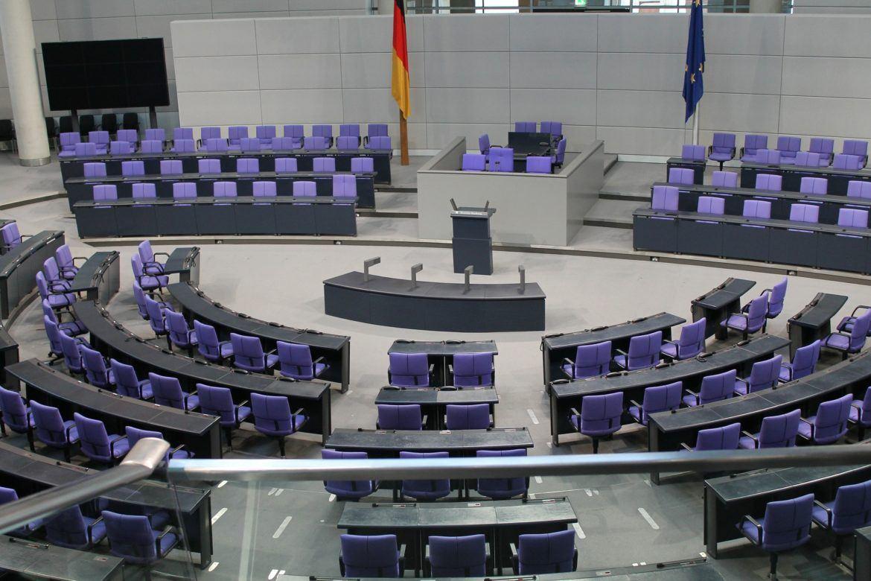 Deutschland Bundestag Berlin