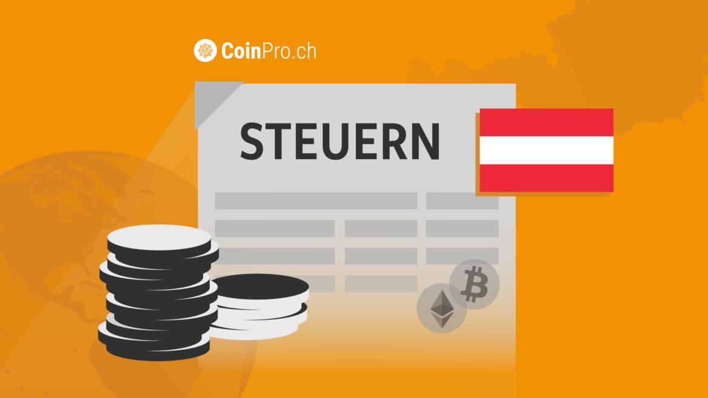 Besteuerung von Kryptowährungen und Gewinnen in Österreich