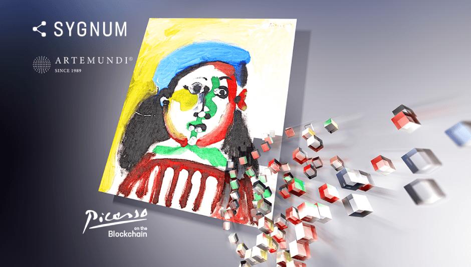 Sygnum Bank tokenisiert einen Picasso auf der Blockchain