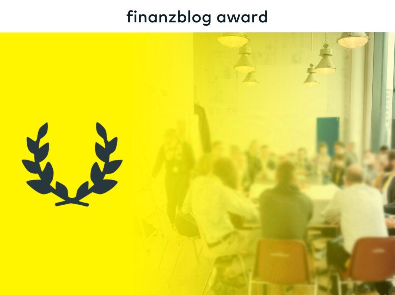 In eigener Sache: Nominiert für den Finanzblog-Award