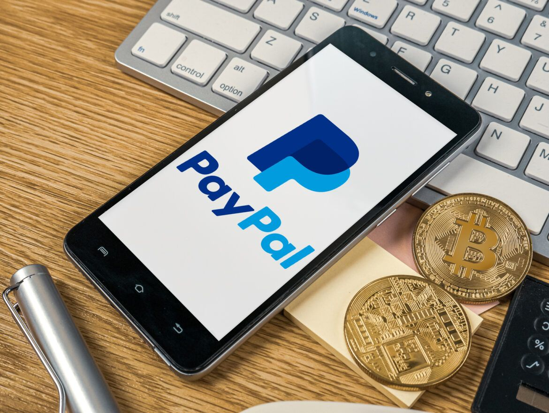 PayPal veröffentlicht Details zur Krypto-App