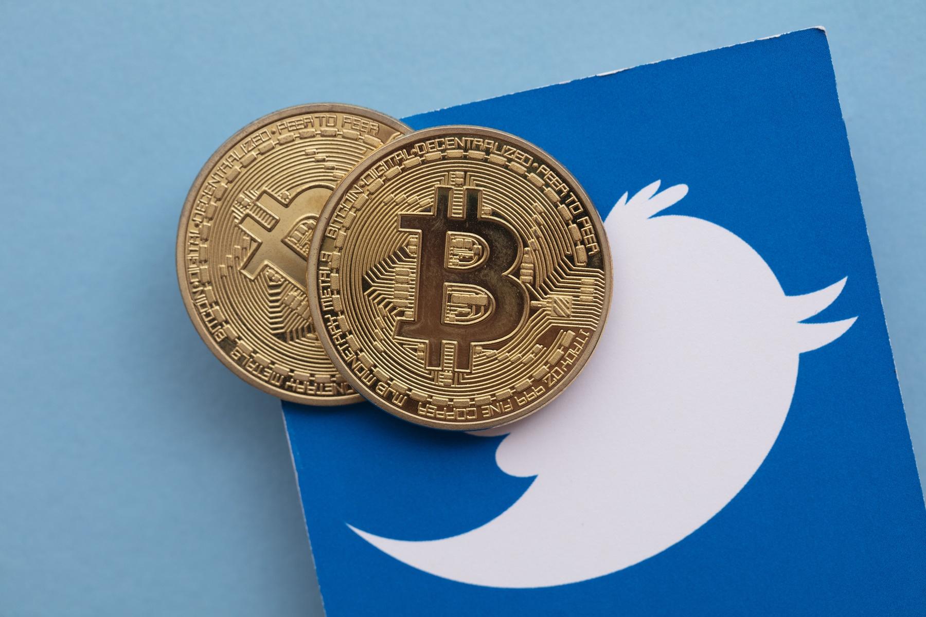 Twitter ermöglicht Bitcoin-Transaktionen