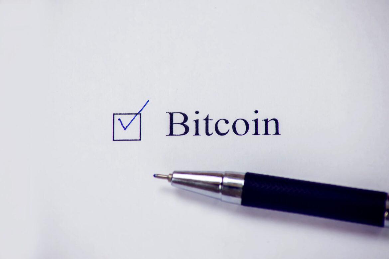 Umfrage zu Bitcoin