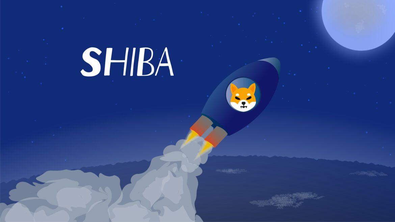 Shiba Inu Coin SHIB überflügelt Dogecoin Meme Coin explodiert